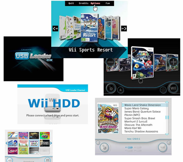 wii hdd
